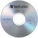 დისკი CD-RW Verbatim
